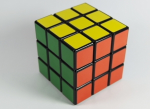 Starting a Business is Like Constantly Solving a Rubik's Cube