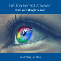 Get the Perfect Answers from Your Google Search